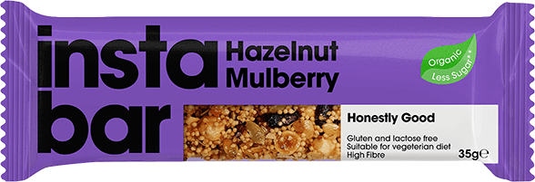 Hazelnut Mulberry