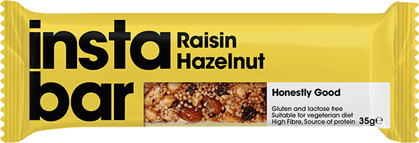 Raisin Hazelnut